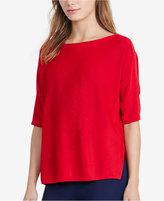 Lauren Ralph Lauren Boat Neck Sweater
