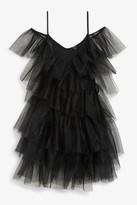 Monki Tulle dress