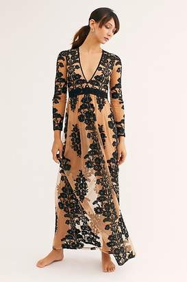 For Love & Lemons Temecula Maxi Party Dress by at Free People