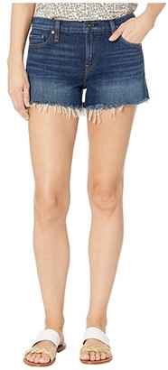 Hudson Gemma Cut Off Shorts in Distance (Distance) Women's Shorts