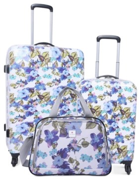 TAG Pop Art 3-Pc. Hardside Spinner Luggage Set, Created for Macy's