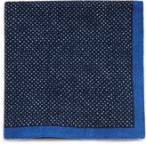 BOSS Mini Dot Pocket Square