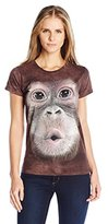 The Mountain Junior's Big Face Baby Orangutan Graphic T-Shirt
