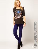 Asos Soft Touch Full Length Leggings