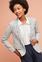 Seen Worn Kept Ecru Striped Blazer