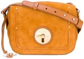 See by Chloe fold-over closure crossbody bag
