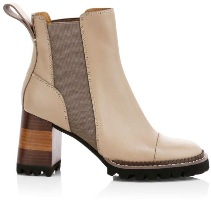 8ef959729b Lug Sole Chelsea Boots