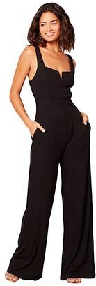 L-Space Selena Jumper (Black) Women's Jumpsuit & Rompers One Piece