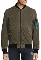 Diesel Solid Zipper Jacket