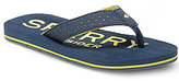 Sperry Boys' Topsail 3 Flip Flops