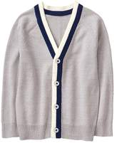 Crazy 8 Tipped Cardigan