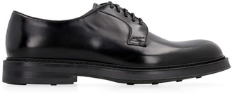 Doucal's Doucals Leather Lace-up Derby Shoes