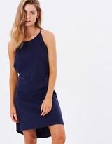 Nude Lucy Ollie Plait Strap Dress