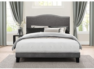 Hillsdale Kiley Bed in One - Queen - Stone Fabric