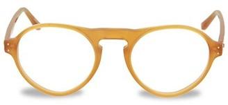 Linda Farrow 50MM Round Optical Glasses