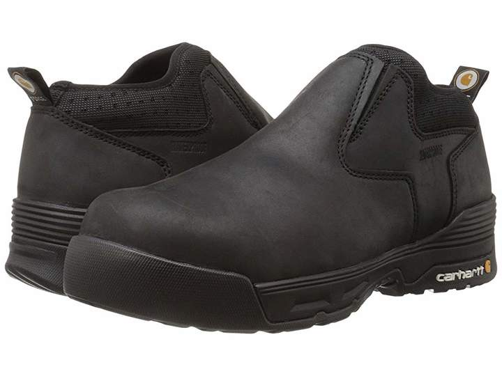 da1ab5c5983 4 Inch Black Waterproof Slip-On