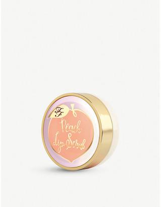 Too Faced Ladies Pink Peach Lip Scrub, Size: 5ml
