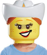 Disguise Lego® Cowgirl Mask - Kids
