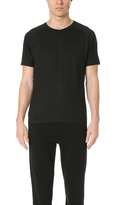 Z Zegna Short Sleeve Techmerino Tee