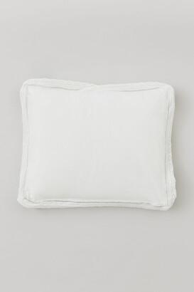 H&M Lace-trimmed Pillowcase