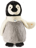 Steiff Penguin Stuffed Animal, Gray