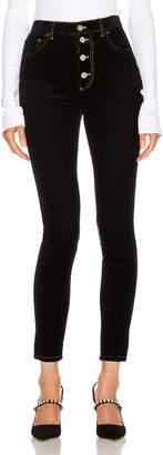 Miu Miu Skinny Pant in Black | FWRD