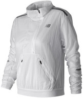 New Balance Women's WJ71211 Sprint Anorak Bomber Jacket