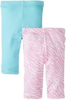 Gerber 2 Pack Pants (Baby) - Pink-0-3 Months