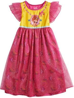 Disney Disney's Fancy Nancy Toddler Girl Fantasy Gown Nightgown