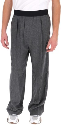 we11done Wide-Leg Trousers