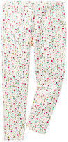 Tea Collection Wildflower Legging (Baby Girls)