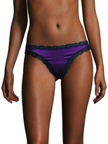 Mimi Holliday Women's Rhubarb Smooth Thong