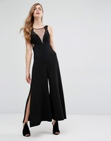 Alice McCall Somewhere In The Night Sheer Jumpsuit