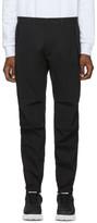 Moncler Black Sports Trousers