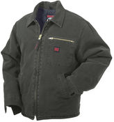JCPenney Tough Duck Washed Canvas Work Canvas Jacket