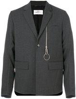 Oamc zip-lock suit jacket