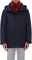 Moncler Men's Sambuy Nylon Down Jacket-NAVY