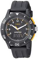 Timex Men's TW4B16700 Expedition Katmai Combo 40mm Resin Strap Watch
