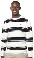 Chaps Men's Classic-Fit Striped Crewneck Sweater