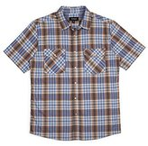Brixton Men's Wayne Short Sleeve Woven Shirt