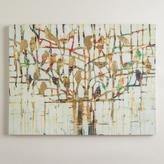 "Jardine ""Gold Trees"" by Liz"