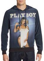 Dolce & Gabbana Playboy Silk Hoodie