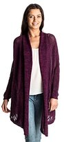 Roxy Juniors Take Stock Cardigan Sweater