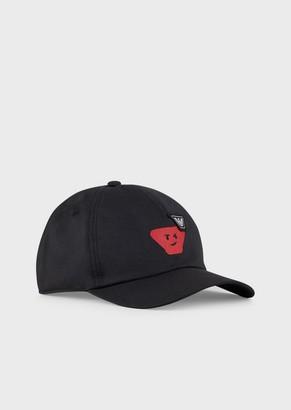 Emporio Armani Online Exclusive: Emoji Baseball Cap
