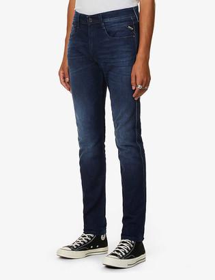 Replay Thema Anbass skinny stretch-denim jeans