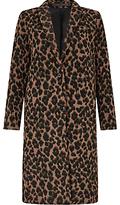 Samsoe & Samsoe Rosalind Jacket, Leopard