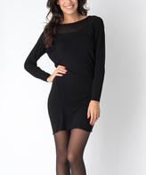 Yuka Paris Black Bianca Dress