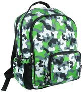 Camo Wildkin macropak backpack - kids