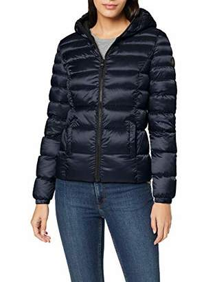 Refrigiwear Winter Down Jacket for Women with Hood Mead, Waterproof and Windproof, with 180 Gram Feather Padding