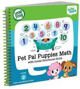 Leapfrog LeapStart Pre-Kindergarten Activity Book: Pet Pal Puppies Math and Social Emotional Skills